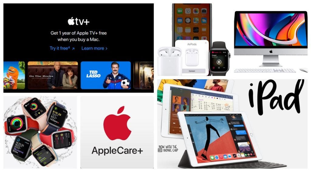 Apple iPhone, Mac, iPad, Airpods, Watch & TV Repair Service