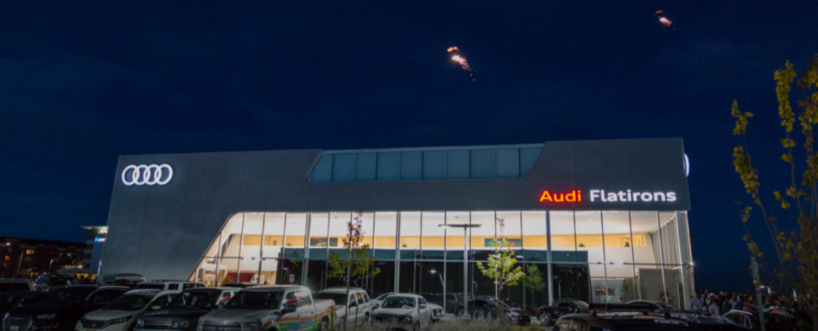 Audi Service Center in Broomfield, Colorado