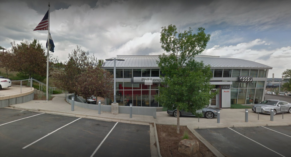 Audi Service Center in Colorado Springs, Colorado