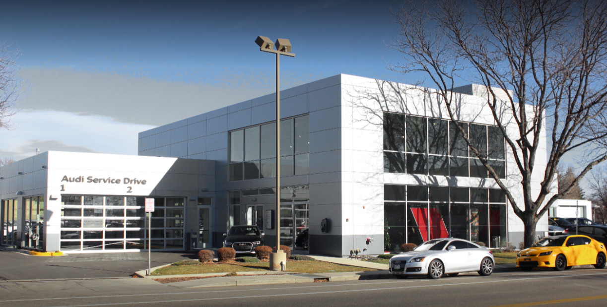 Audi Service Center in Fort Collins, Colorado