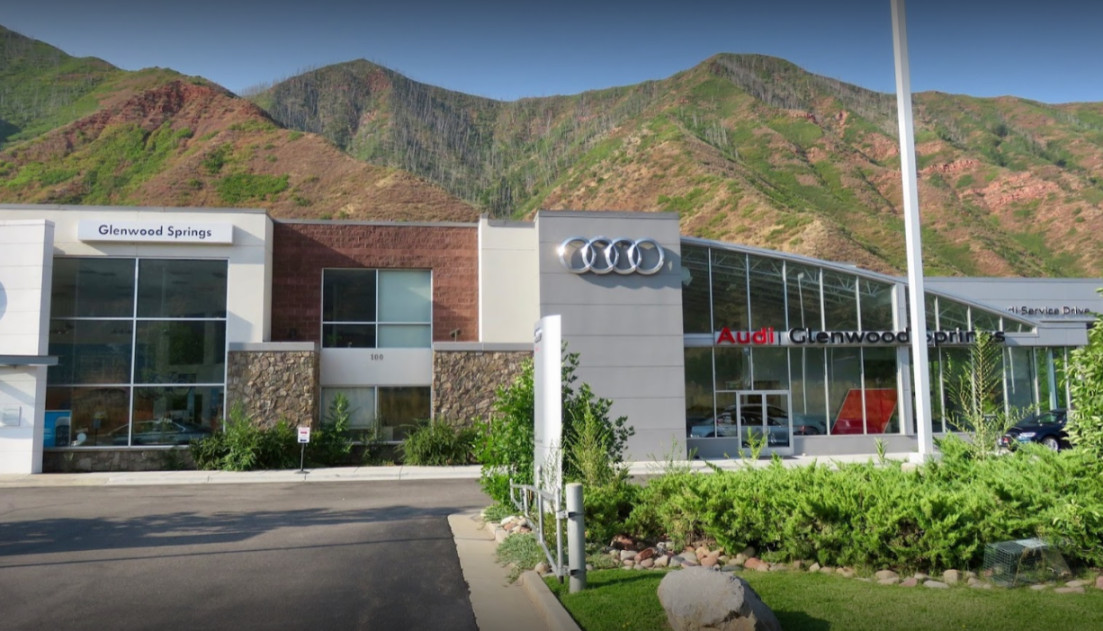 Audi Service Center in Glenwood Springs, Colorado
