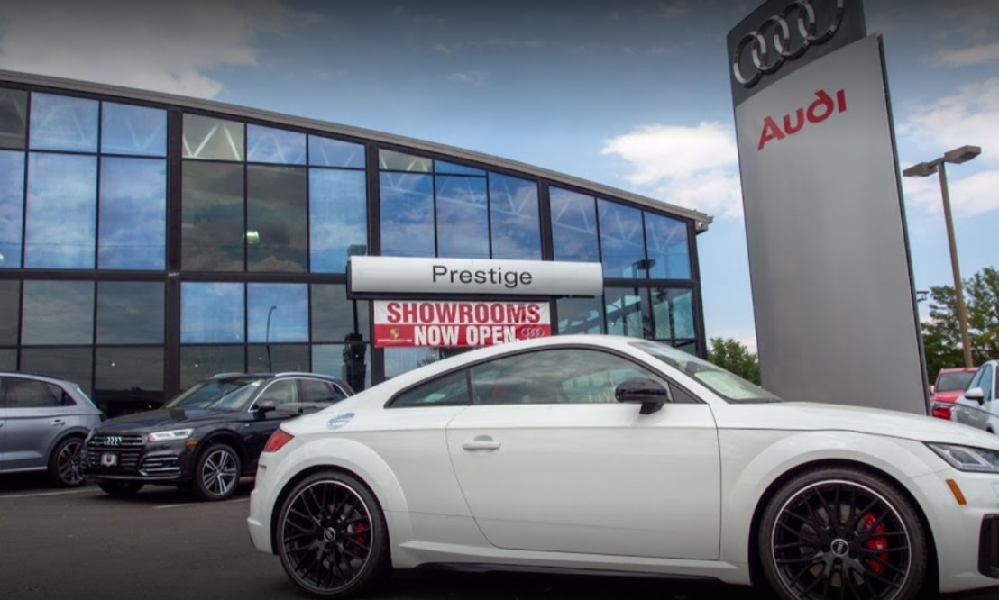 Audi Service Center in Lakewood, Colorado