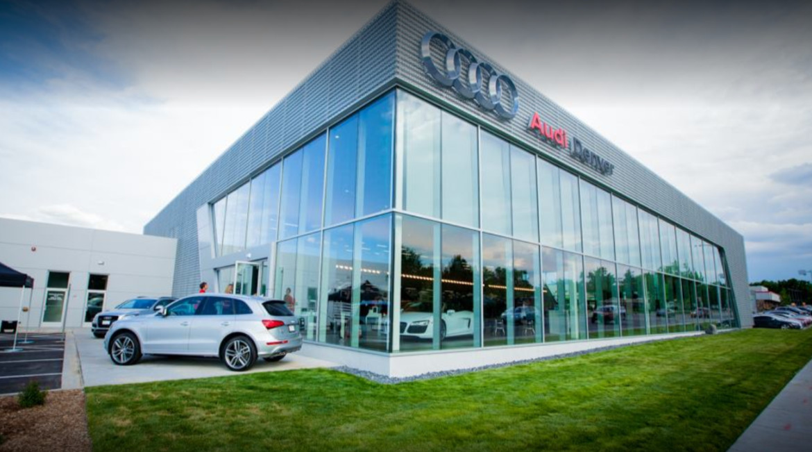 Audi Service Center in Littleton, Colorado