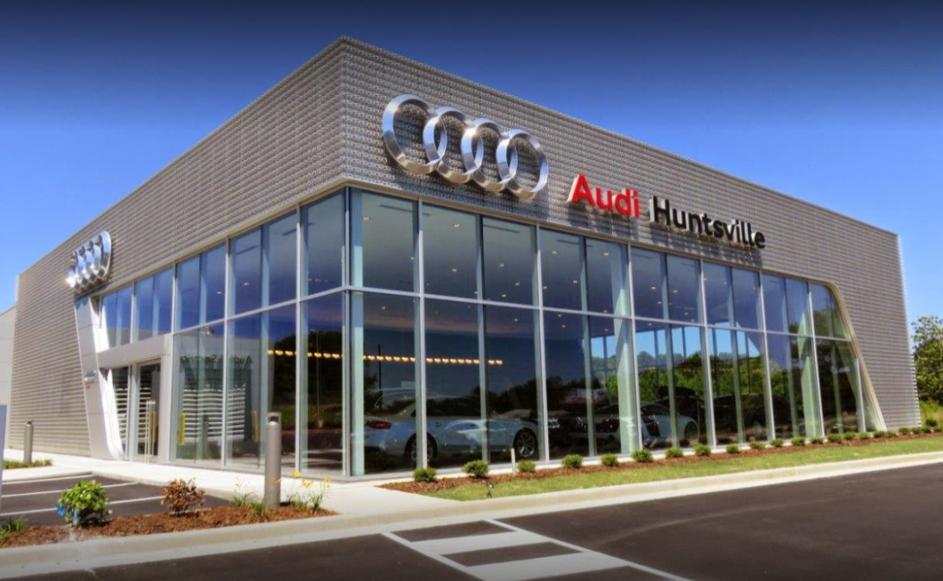 Audi service center in Huntsville, Alabama