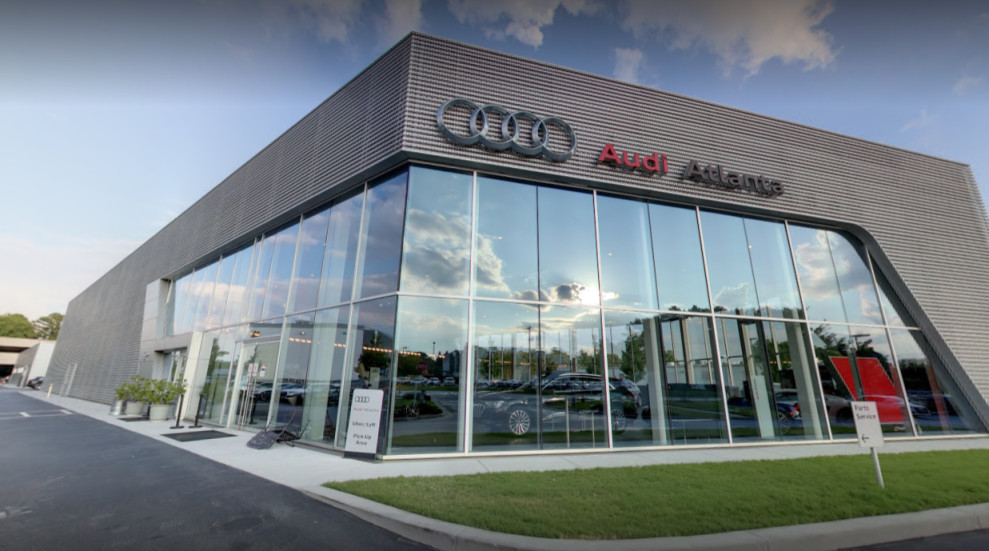 Audi Service Center in Atlanta, Georgia