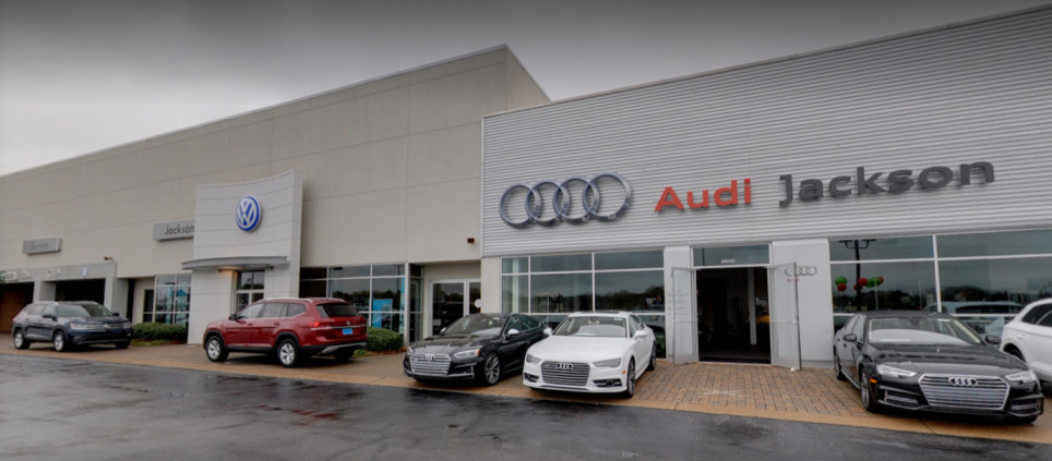 Audi Service Center in Jackson, Mississippi, USA