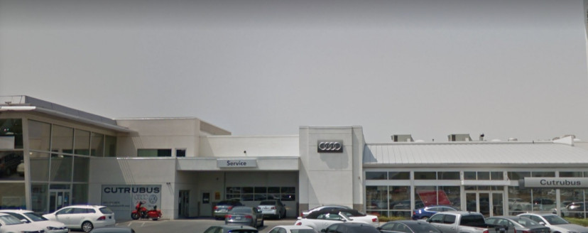 Audi Service Center in Layton, Utah, USA