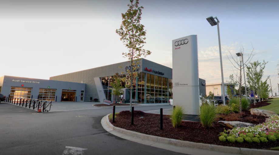 Audi Service Center in Marietta, Georgia