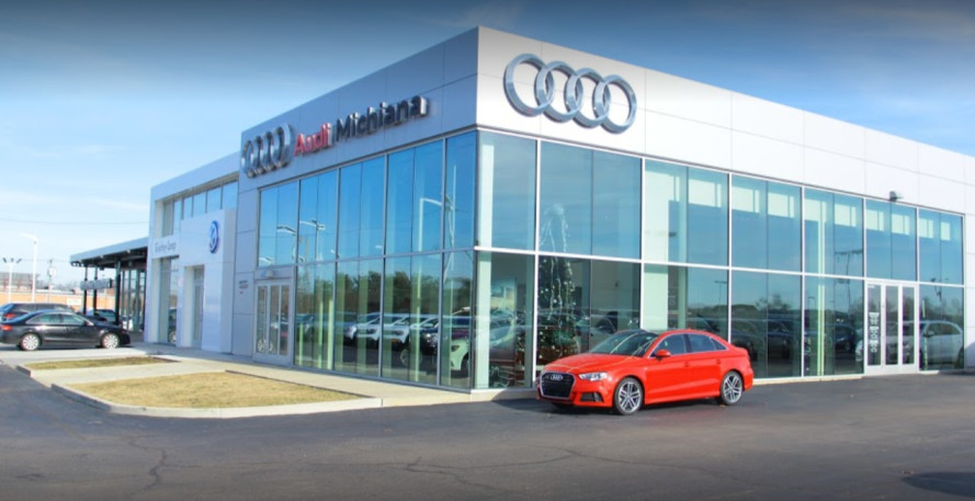 audi service center in Mishawaka, Indiana