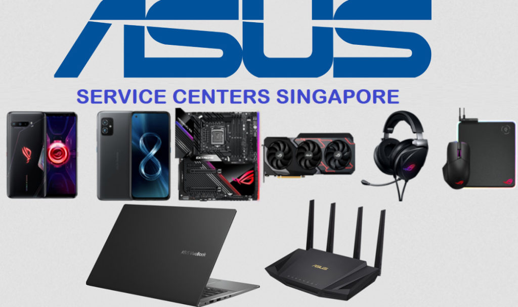 ASUS SERVICE CENTERS IN SINGAPORE
