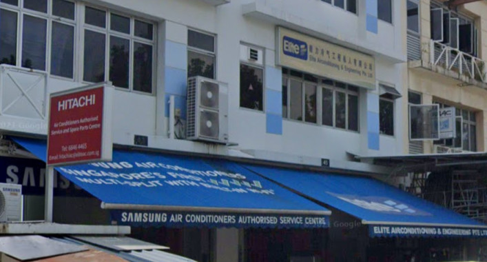 AUTHORIZED SAMSUNG AC SERVICE CENTER IN SINGAPORE