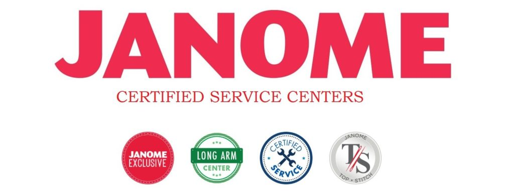 Authorized Janome Sewing Machine Repair Shops in USA