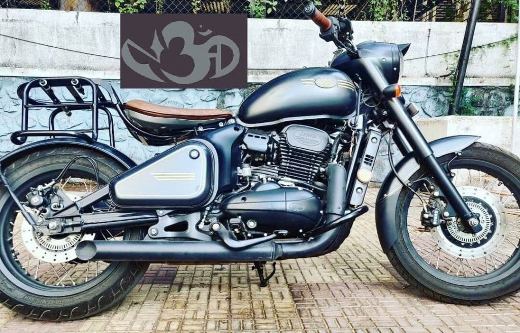 Customized Bobber by Nomad Motorcycles Pune
