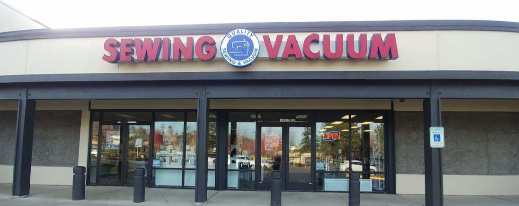 Quality Sewing & Vacuum Bellevue Washington - Janome Certified service center