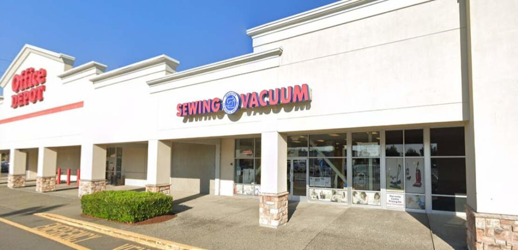 Quality Sewing & Vacuum Puyallup - Janome Certified service center