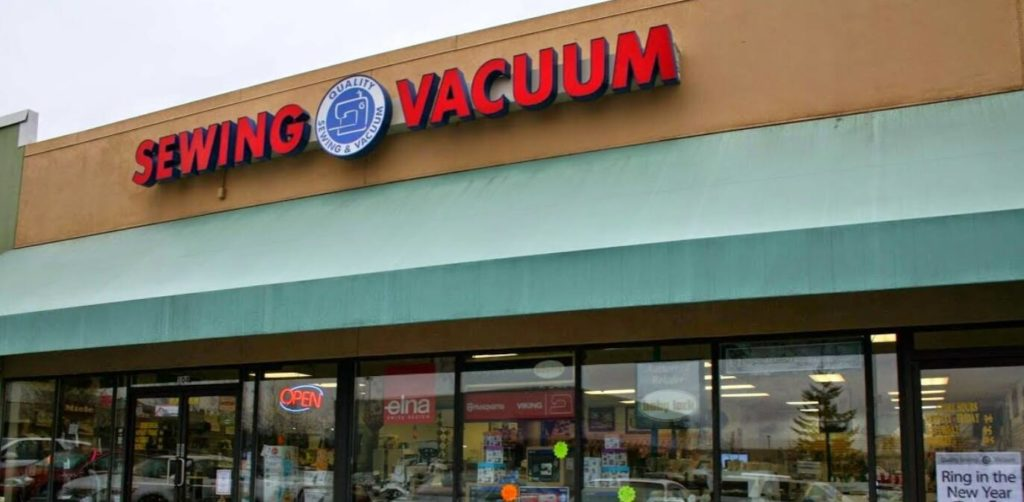 Quality Sewing & Vacuum Silverdale - Janome Certified Service center