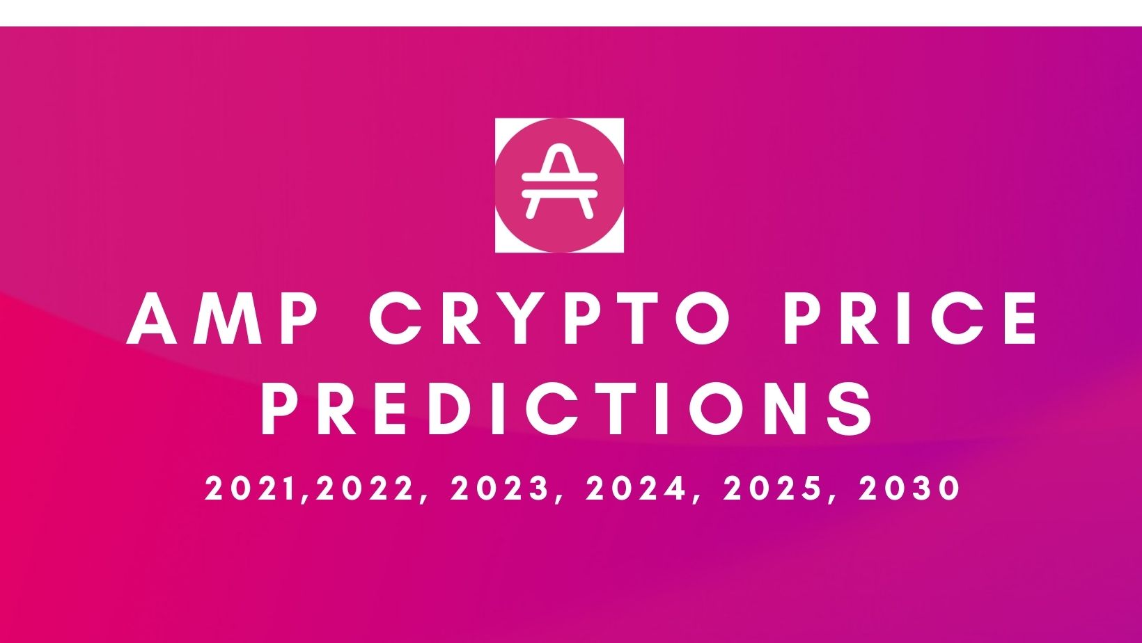 amp cryptocurrency price prediction