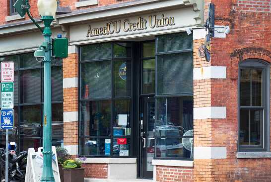 AmeriCU Credit Union Armory Square Branch in Syracuse, NY