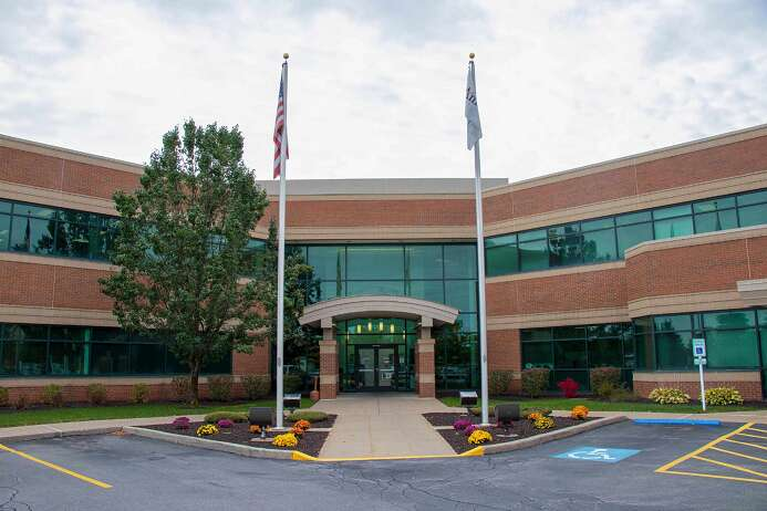 AmeriCU Credit Union Griffiss financial center in Rome, NY