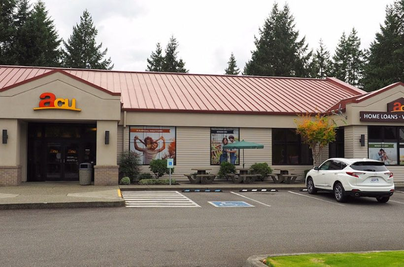 Americas Credit Union Madigan Branch in Fort Lewis, WA